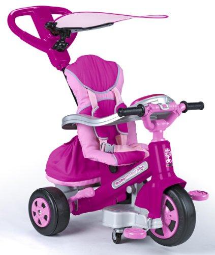 Imagen 2 de FEBER - Triciclo Baby Twist Niña (Famosa 800007099)
