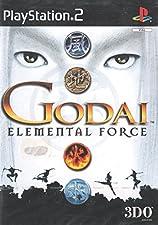 GoDai Elemental Force [PlayStation 2]