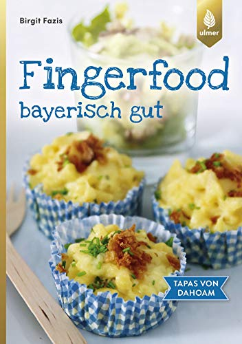 Cover des Mediums: Fingerfood bayerisch gut