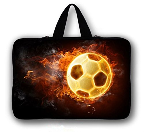 zw-fire-football-116-12-neoprene-laptop-bag-sleeve-carrying-case-with-handle-for-116-12-inch-laptop-