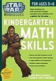 Kindergarten Math Skills (Star Wars Workbooks)
