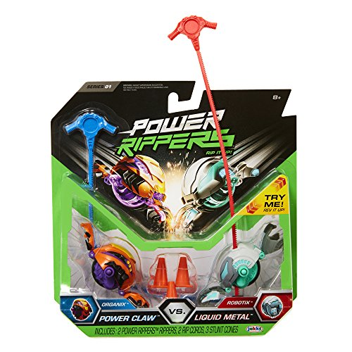 Power Rippers Scorpion V. Liquid Metal - Double Figure
