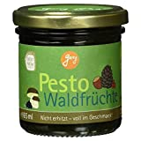 Georg Bio Pesto Waldfrüchte, 1er Pack (1 x 165 ml)