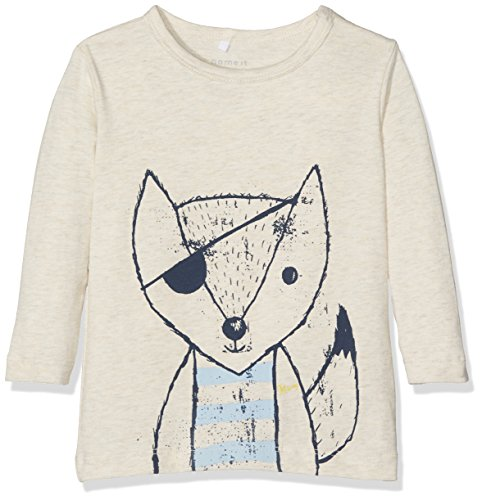 NAME-IT-Baby-Jungen-Langarmshirt-Nitfro-Ls-Top-Box-Mznb-Ger