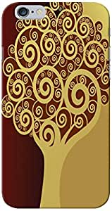 KnapCase Abstract Tree Designer 3D Printed Case Cover For Apple iPhone 6