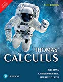 #3: Thomas' Calculus