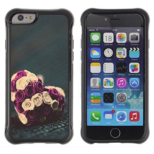 """Graphic4You """"Love Memories With You"""" Design Shockproof Anti-Rutsch Weichen Hülle Case Tasche Schutzhülle für Apple iPhone 6 Plus / 6S Plus Design #14"""