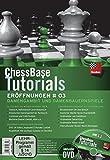 Produkt-Bild: ChessBase Tutorials: Eröffnungen 3: Videoschachtraining:Damengambit und Damenbauernspiele
