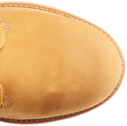 Timberland Authentics FTW_Teddy Fleece WP Fold Down Damen Stiefel Gelb (Wheat)