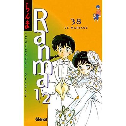 Ranma 1/2 - Tome 38 : Le Mariage