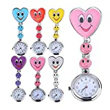Best Nurses Watch - Purple : 5 Colors Nurse Pocket watch Simple Review