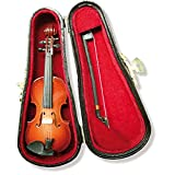 Miniature Violin in box - GIFT