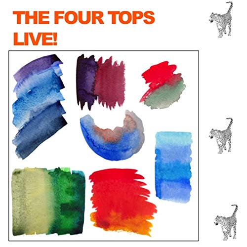 The Four Tops Live! - Four Tops-live