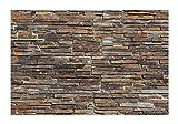 - 1 Muster - W-004 Schiefer Modul Verblender Mosaikfliesen Lager Verkauf Stein-Mosaik Herne NRW