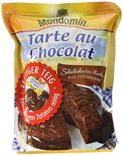 Preisvergleich Produktbild Mondamin Tarte au Chocolat flüssiger Kuchenteig 5x500 g Beutel