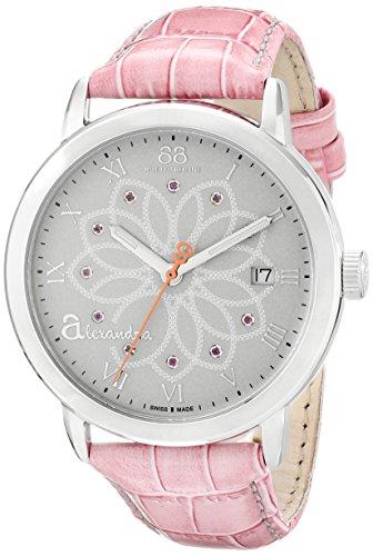 88Rue du Rhone 87WA140019Alexandra diamond-accented orologio da donna...