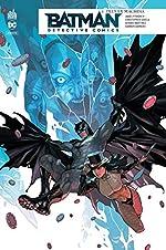 Batman detective comics, Tome 4 - Deus Ex Machina d'Alvaro Martinez