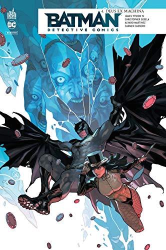 Batman detective comics, Tome 4
