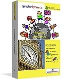 Englisch-Kindersprachkurs von Sprachenlernen24: Kindgerecht bebildert und vertont für ein spielerisches