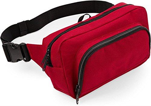 Gürteltasche / Hüfttasche Rot