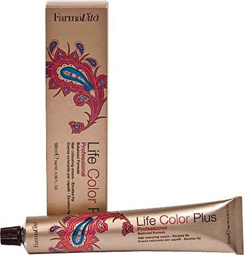 FarmaVita Life Color Plus Haarfarbe 100ml 12.81 Special Blond Perl Asch