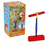 Kidoozie Schaumstoff Pogo Jumper–Sicher Spielen und Spaß–fördert einen aktiven Lebensstil–Macht Glitschige Sounds–Für alle Größen, 250Pfund Kapazität