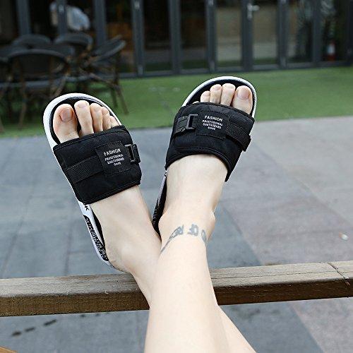 Boucle dété, dun mot, faire glisser le tissu personnalisé, tide rdp, chaussons, loisirs des jeunes, des chaussures dhommes black