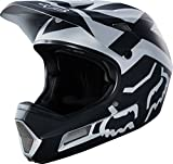 Fox Downhill-MTB Helm Rampage Comp Schwarz/Chrome