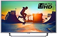 Philips 50PUS6272/05 50-Inch 4K Ultra HD Smart TV with Open-Frame Stand