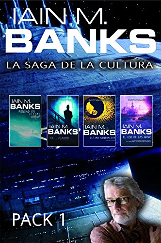 Saga La Cultura I por Iain M. Banks