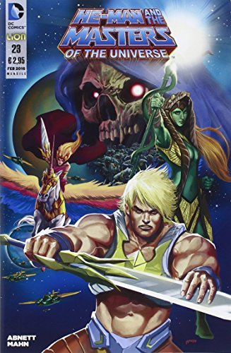 He-Man and the masters of the universe: 23
