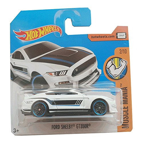 Hot Wheels Ford Shelby GT350R - Muscle Mania - 2017 213/365