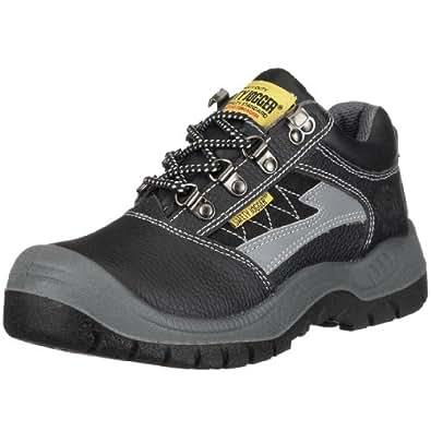 Safety Jogger THYPHOON, Unisex - Erwachsene Arbeits & Sicherheitsschuhe S3, schwarz, (black BLK), EU 36