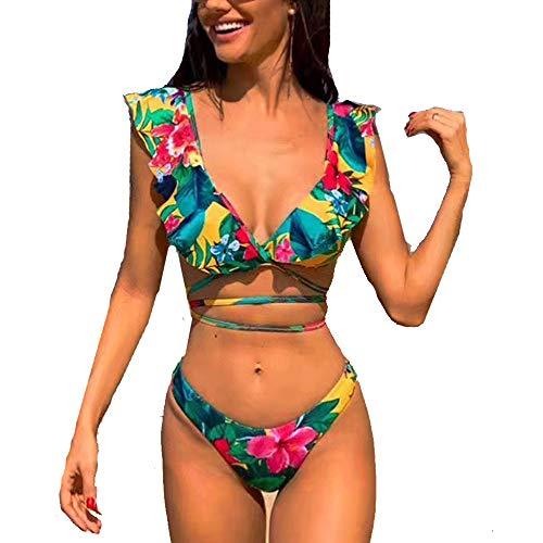 LYworld Mujer Sexy Conjunto De Bikini 2019 Verano