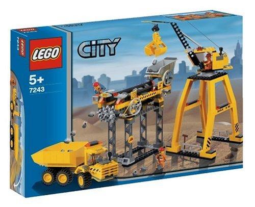 LEGO City 7243 - Lugar de Obras
