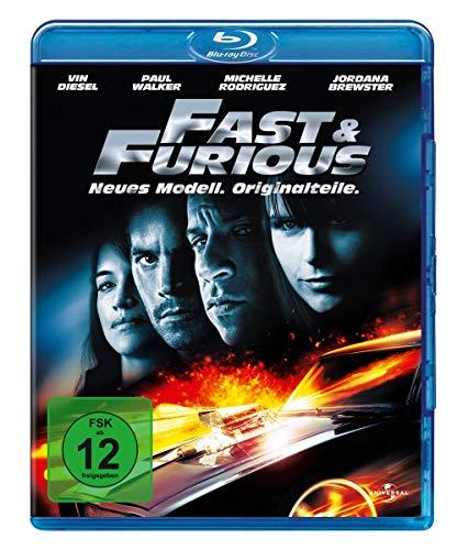Fast & Furious - Neues Modell. Originalteile. [Blu-ray] - Modelle