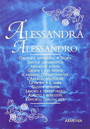 Alessandra-Alessandro