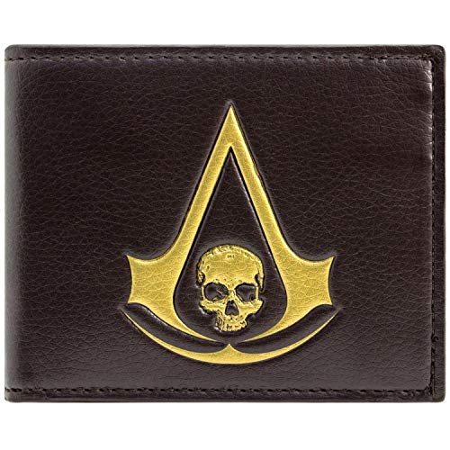 Ubisoft Assassins Creed Black Flag Mehrfarbig Portemonnaie ()
