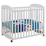 DaVinci Alpha Mini Rocking Crib - White - Best Reviews Guide