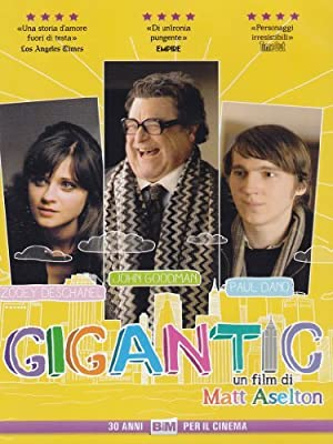 gigantic dvd Italian Import by john goodman