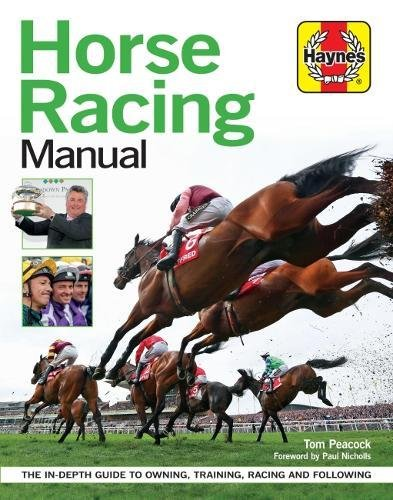 Horse Racing Manual (Haynes Manual) por Tom Peacock