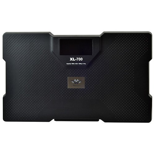My Weigh XL700 Digitale Personenwaage, hohe Kapazität, mit Sprachausgabe