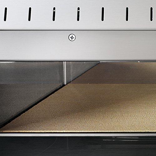 51%2BNTW0BAWL. SS500  - Sirman Stromboli Commercial Pizza Oven, 1600 Watt