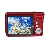 Webat 2.7 Zoll TFT LCD HD Mini Digitalkamera-Rot