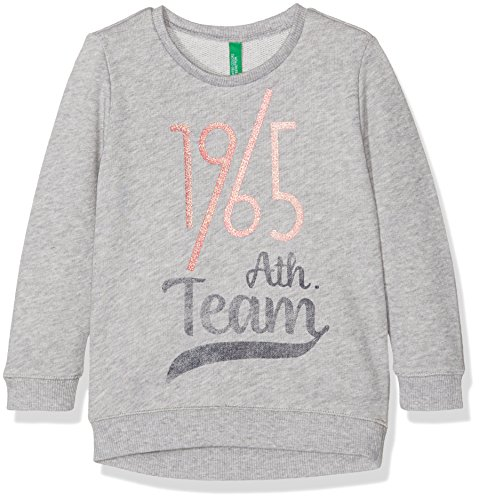 united-colors-of-benetton-3buyc-sweat-shirt-fille-gris-grey-3-4-ans-taille-fabricant-xx