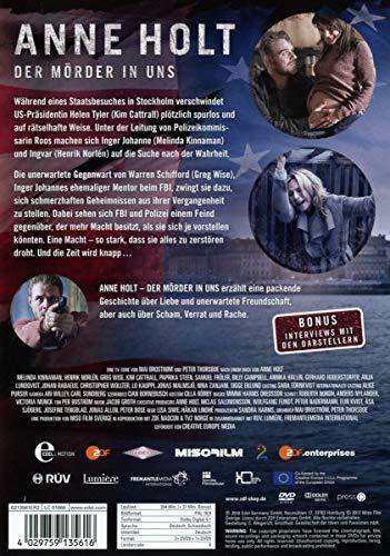 Anne Holt (Modus) - Der Mörder in uns - Staffel 2 [3 DVDs]: Alle Infos bei Amazon