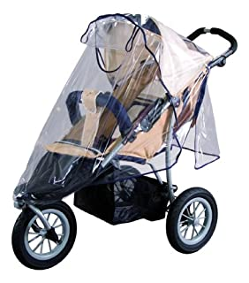 sunnybaby 10083 - Universal Regenverdeck, Regenschutz für Jogger, Sportwagen, Shopper, Buggy mit Dach, Kinderwagen | praktisches Kontaktfenster | optimale Luftzirkulation | PREMIUM QUALITÄT (B002X794G4) | Amazon price tracker / tracking, Amazon price history charts, Amazon price watches, Amazon price drop alerts