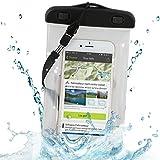 'Wicked Chili Beach Bag pour Samsung Galaxy S5, S4, S3, Note 3, S4mini, S3mini, Motorola Moto G, Moto X, Sony Xperia Z2, Z1, M2, E1, Nokia XL, X, Lumia 1020, 1320, LG L90, L70, GD 955G Flex, G2mini, Huawei Ascend G6, P7mini, Y530, Doro LIBERTO 810,