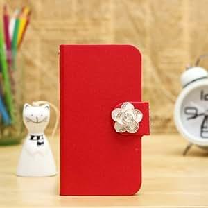 arrival ZTE N818 U819 N909 mobile phone protective cover case camellia diamond case