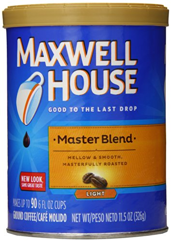 maxwell-house-light-coffee-canister-master-blend-115-ounce-by-maxwell-house